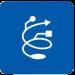 Port USB 3x